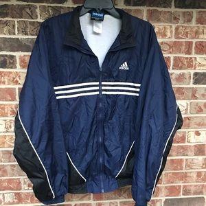 Vintage Adidas Windbreaker
